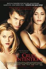 Cruel Intentions 20th Anniversary