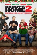 4. Daddy's Home 2 Movie Poster