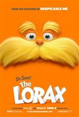 Dr. Seuss' The Lorax: An IMAX 3D Experience
