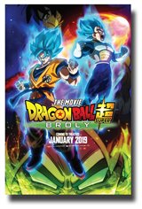 Dragon Ball Super: Broly - The IMAX Experience