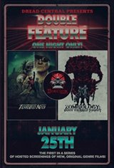 Dread Central Presents: Turbo Kid and Zombiology Double-Feature