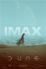 Dune: The IMAX Experience