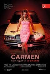English National Opera: Carmen