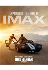 Ford v Ferrari: The IMAX Experience