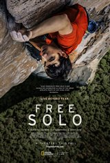 Free Solo: The IMAX Experience