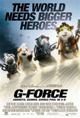 G-Force in Disney Digital 3D