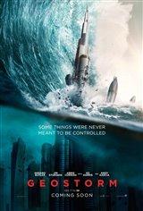 Geostorm Movie Poster