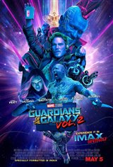 Guardians of the Galaxy Vol. 2: The IMAX 3D Experience