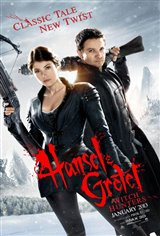 Hansel & Gretel: Witch Hunters - An IMAX 3D Experience