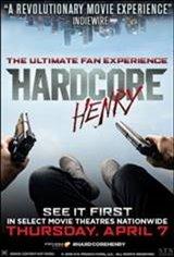Hardcore Henry: The Ultimate Fan Experience