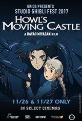 Howl's Moving Castle - Studio Ghibli Fest 2017