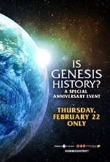 Is Genesis History? Anniversary Event