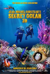 Jean-Michel Cousteau's Secret Ocean 3D