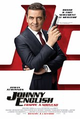 Johnny English frappe à nouveau