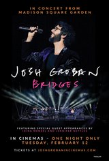 Josh Groban Bridges from Madison Square Garden