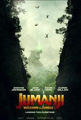 Jumanji : Bienvenue dans la jungle 3D
