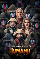 Jumanji: The Next Level - An IMAX 3D Experience