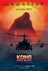 Kong: Skull Island - An IMAX 3D Experience