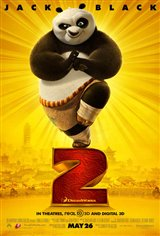 Kung Fu Panda 2 3D
