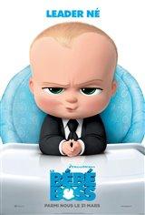 Le bébé boss 3D