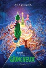 Dr. Seuss Le grincheux 3D