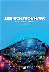 Les Schtroumpfs : Le village perdu 3D