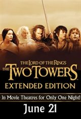 Lord of the Rings: The Two Towers - Extended Edition Event