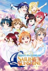Love Live! Sunshine!! Aqours 4th Lovelive! Tour -Sailing To The Sunshine-