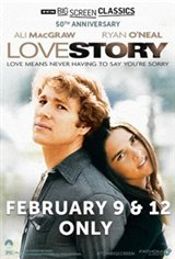 Love Story (1970) 50th Anniversary presented by TCM