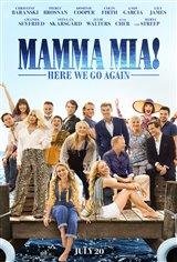 10. Mamma Mia! Here We Go Again Movie Poster