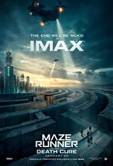Maze Runner: The Death Cure - The IMAX Experience
