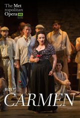 The Metropolitan Opera: Carmen (Revival)