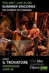 Met Summer Encore: Il Trovatore