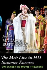 Met Summer Encore: Madama Butterfly
