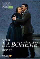 Met Summer Encore: La Bohéme (2019)