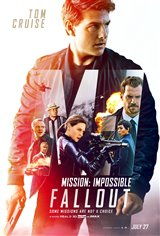 4. Mission: Impossible - Fallout Movie Poster