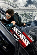 Mission: Impossible - Ghost Protocol The IMAX Experience