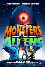 Monsters vs. Aliens: An IMAX 3D Experience