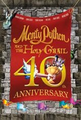 Monty Python and the Holy Grail 40th Anniversary