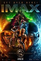 Mortal Kombat: The IMAX Experience