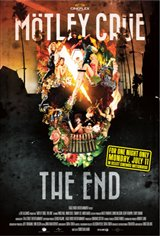 M�tley Cr�e: The End