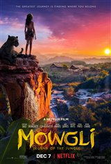 Mowgli: Legend of the Jungle (Toronto and Netflix) Poster