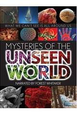Mysteries of the Unseen World  3D