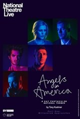 National Theatre Live: Angels in America Part One: Millennium Approaches