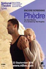 National Theatre Live: Phèdre (Encore)
