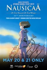 Nausicaä of the Valley of the Wind - Studio Ghibli Fest 2019
