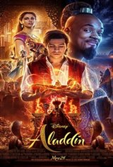 Opening Night Fan Event: Aladdin 3D