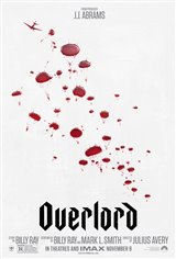 8. Overlord Movie Poster