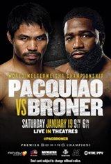 Pacquiao vs. Broner