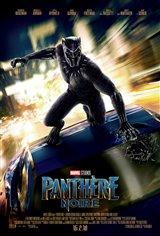 Panthère Noire 3D